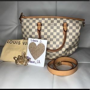 Louis Vuitton Rivera PM Damier Azur